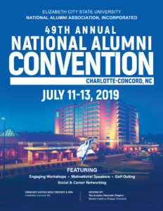 ECSU NAA 49th Annual Convention @ Embassy Suites Golf Resort & Spa